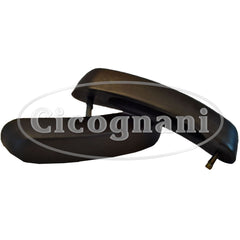 Ferrari 330 GT 2+2, Series 2, (Single Headlight) Bumper Guards (4 pcs)