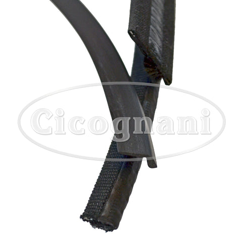 Ferrari 365 GTC-4 Gobbone LH/RH Rear Quarter Window Seal