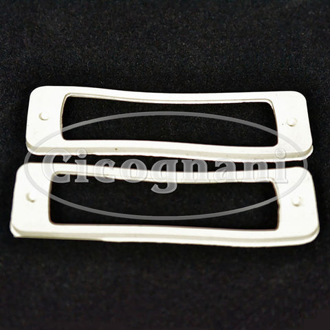 Ferrari Dino 206/246 GT White Inner Seal For License Plate Light (2pcs)