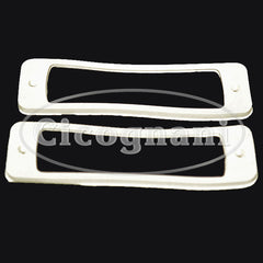 Ferrari Dino 246 GTS White Inner Seal For License Plate Light (2pcs)