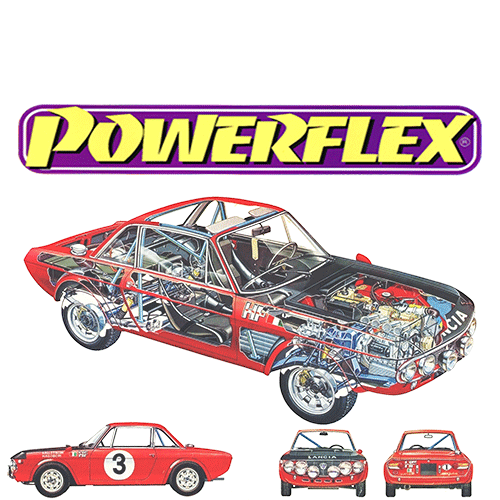 Powerflex - Bushings
