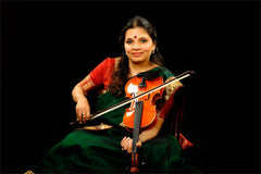 Carnatic Violin -One Hour Weekly Group Lessons for All Ages