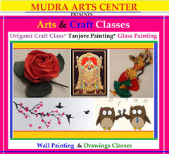 Arts and Crafts Group Classes - One Hour Weekly