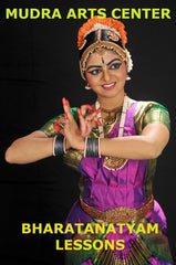 Bharatanatyam Dance Private Class -Ashburn, Herndon, Sterling, South Riding, Virginia