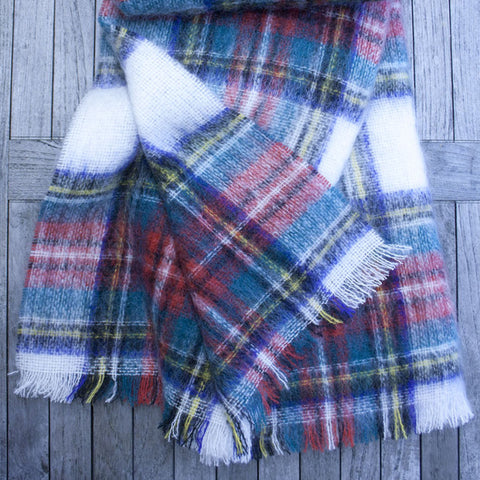 Throw 3900 Tartan Dress Stewart