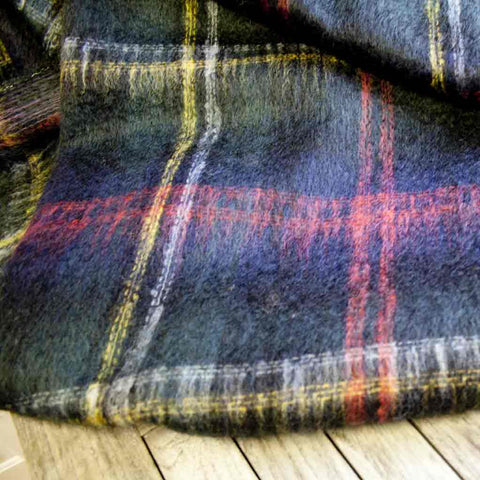 Throw 3900 TARTAN MALCOLM