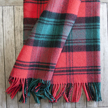 Throw 0960 Kerr Tartan