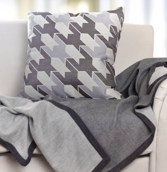 Contemporary Pillow and Throw Collection
