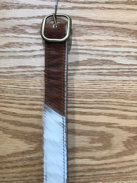 Wild Goose Brown and White belt