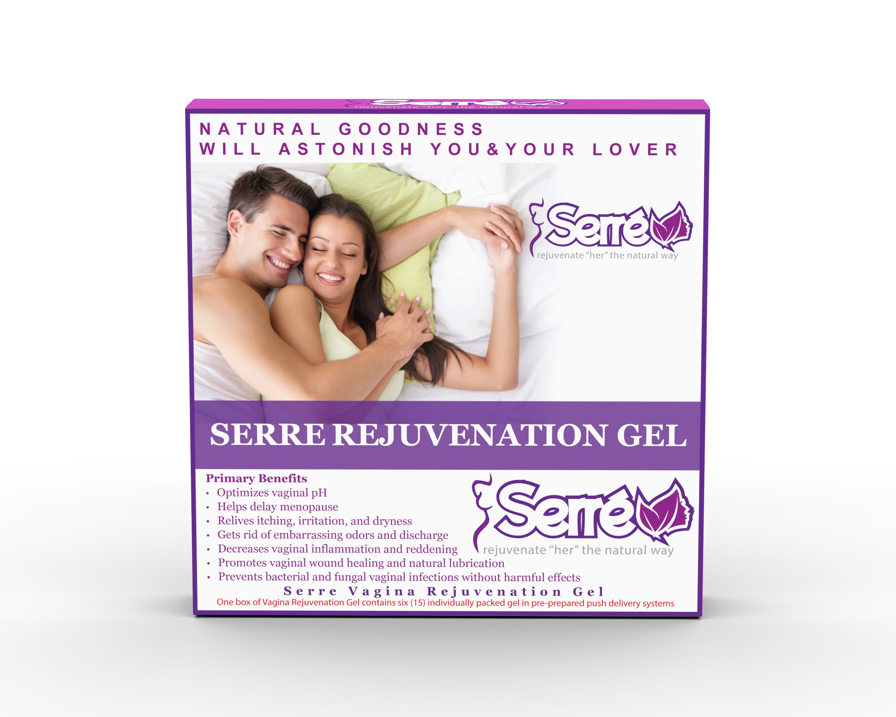 Serre Vagina Rejuvenation Gel