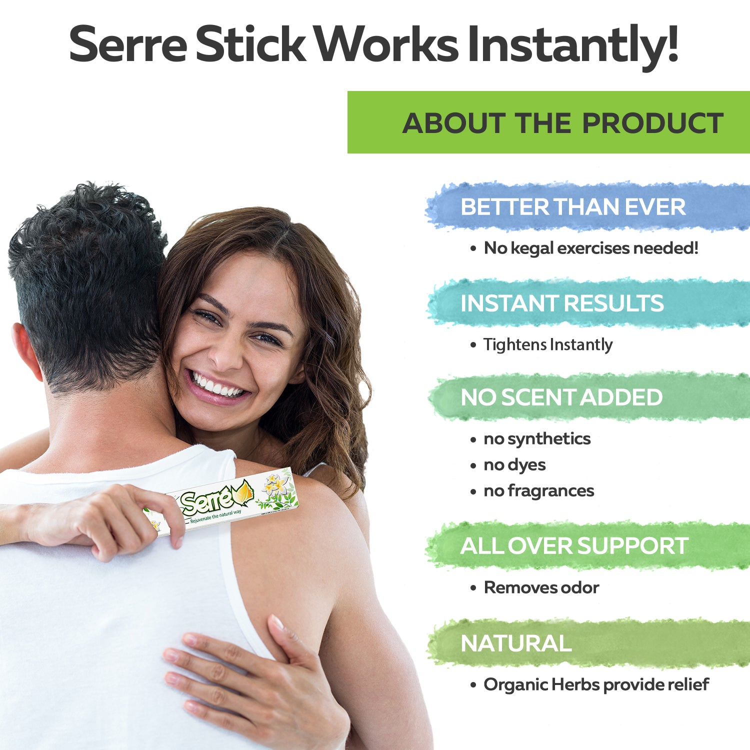 Serre Stick Vaginal Care