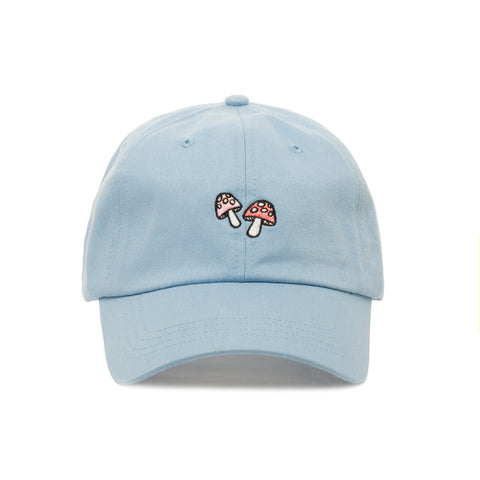 SARA M. LYONS x CRSHR hat - BABY MUSHROOMS