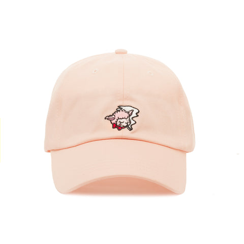 SARA M. LYONS x CRSHR hat - SMOKING LAMB