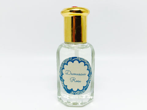 Damascus Rose Natural Scented Oil , Islamic Shopping Network