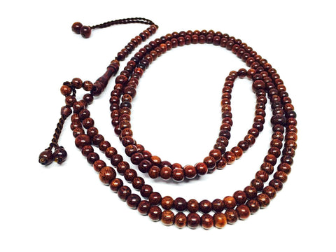 Stigy Wood Zikr Tasbeeh Beads (200 count) , Islamic Shopping Network