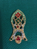 Nalayn Badge (Sandal Pin) , Islamic Shopping Network - 2