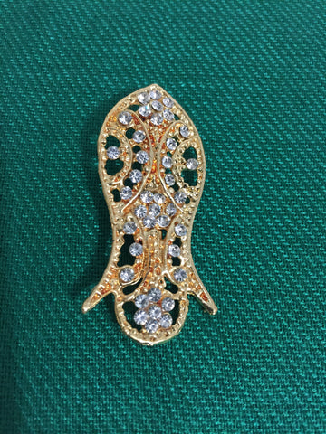 Nalayn Badge (Sandal Pin) , Islamic Shopping Network - 3