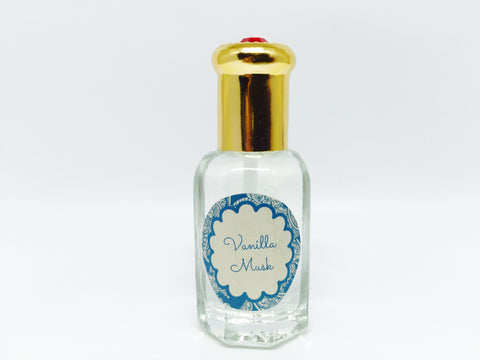 Vanilla Musk Natural Scented Oil , Islamic Shopping Network