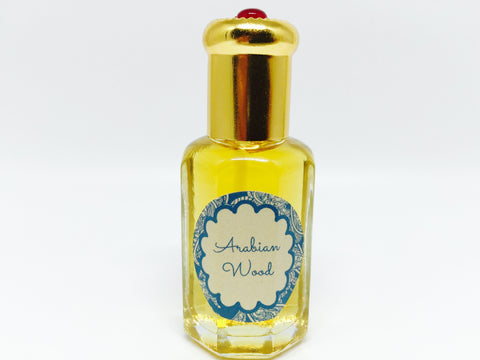 Arabian Wood Natural Scented Oil , Islamic Shopping Network