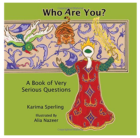 Who Are You? A Book of Very Serious Questions