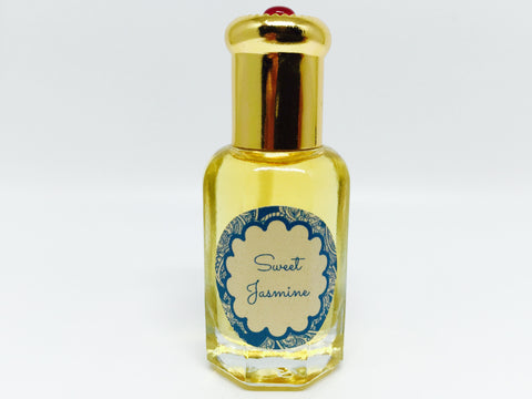 Sweet Jasmine Natural Scented Oil , Islamic Shopping Network