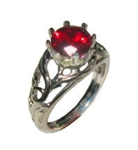 Handcrafted Zahra Ring , Islamic Shopping Network - 1