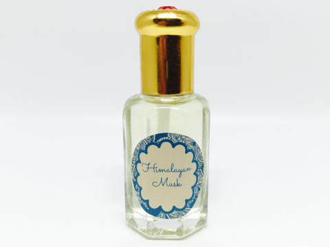 Himalayan Musk Natural Scented Oil , Islamic Shopping Network