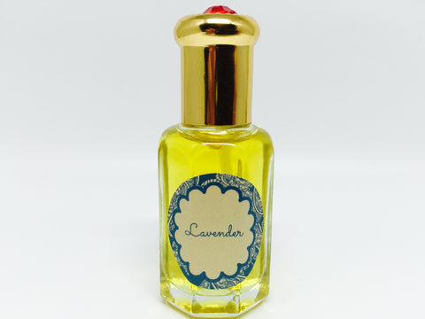 Lavender Natural Scented Oil , Islamic Shopping Network