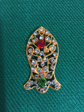 Nalayn Badge (Sandal Pin) , Islamic Shopping Network - 4