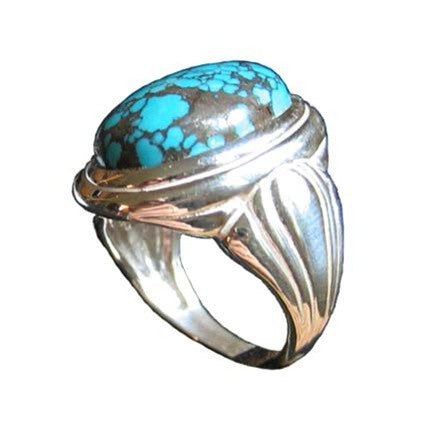 Handcrafted Silver Nasruddin Ring , Islamic Shopping Network - 1