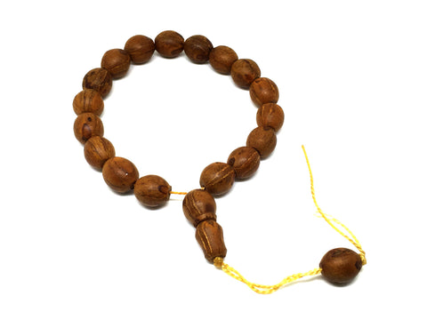 Small Wood Tasbeeh Beads , Islamic Shopping Network