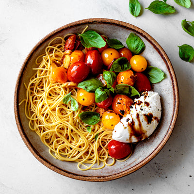 Angel Hair Caprese