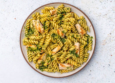 Chicken Pesto Rotini