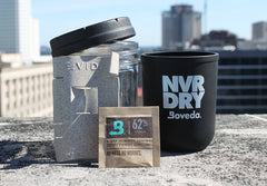 8oz Boveda Re:stash (Includes a Re:vider & Boveda Pack)
