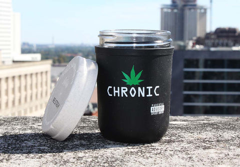 8oz Chronic 2020 Re:stash Jar (Includes Re:vider)