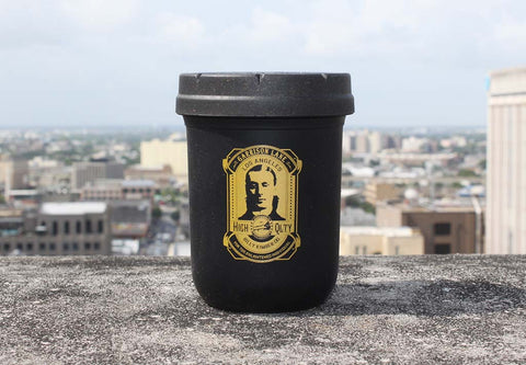 8oz Garrison Lane Re:stash Jar (Includes a Re:vider & Boveda Pack)