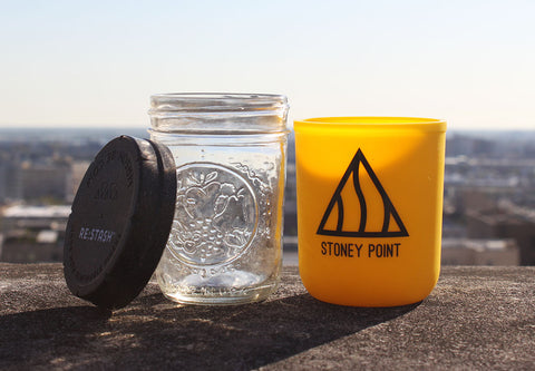 8oz Stoney Point Re:Stash Jar