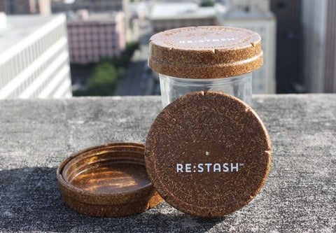 Set of 3 Brown Lids