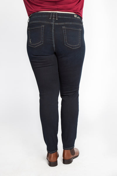 Skinny Dark Denim Jean