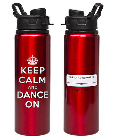 Keltie Keep Calm Water Bottle