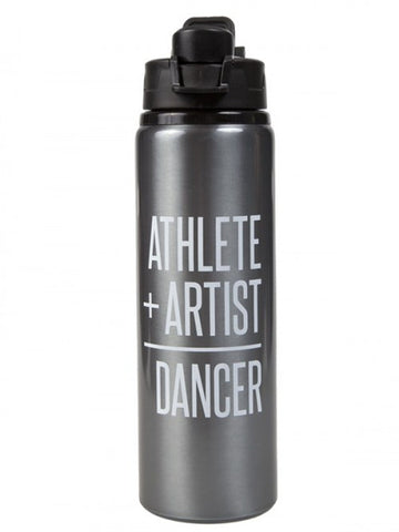Athlete + Artist  Water Bottle