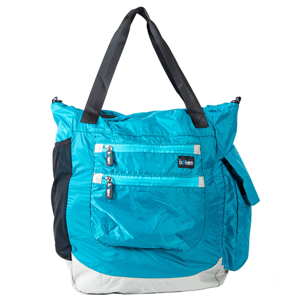 Every Day Bag: Aqua