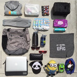 Every Day Bag: Grey