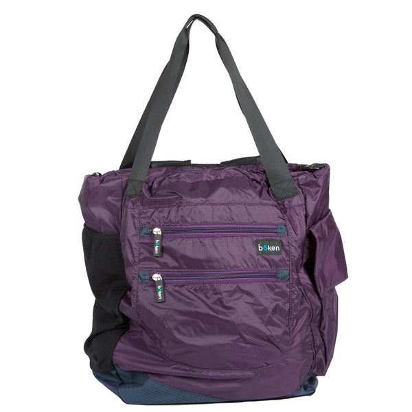 Every Day Bag: Eggplant