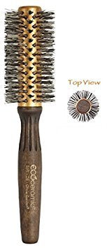 Eco Ceramic Soft Boar & Nylgard Round Brush 2 1/8""