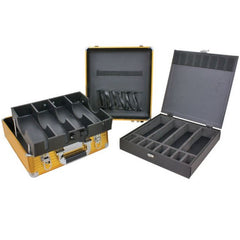 Vincent Master Barber Case, Medium, Gold
