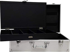 Master Case Barber Stylist Junior Travel Case, Silver