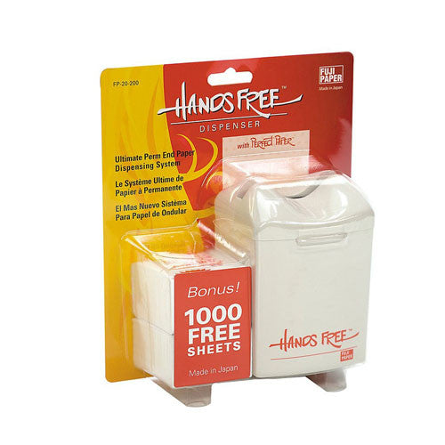 Fuji Hands Free Dispenser Intro Pack, 1000 sheets