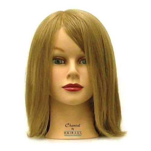 HairArt 4355LB Classic Mannequin Head, Chantal Light Brown