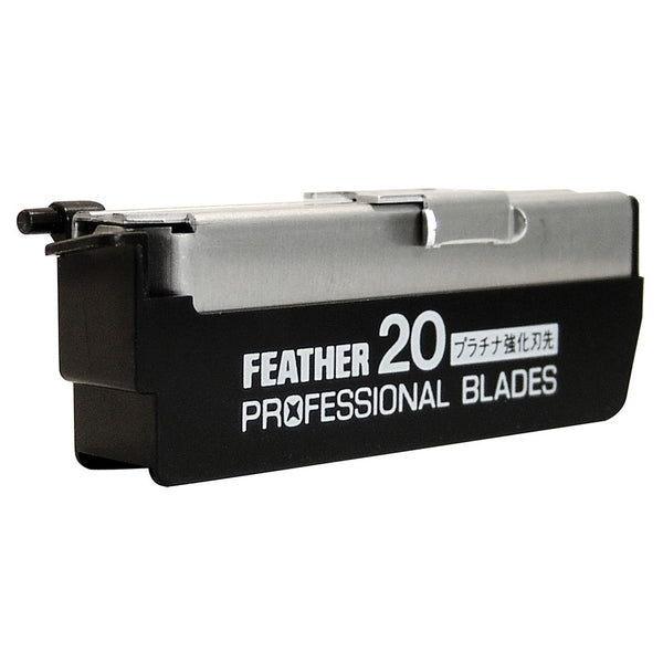 Jatai Feather Artist Club Professional Replacement Blades, 20